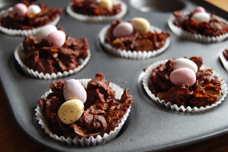 Paskalya Kekleri / Easter Cakes
