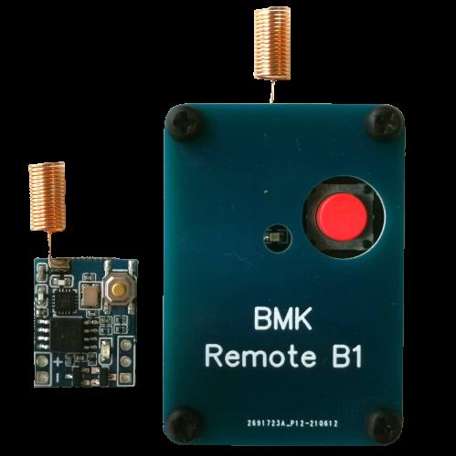 BMK Remote DT B1